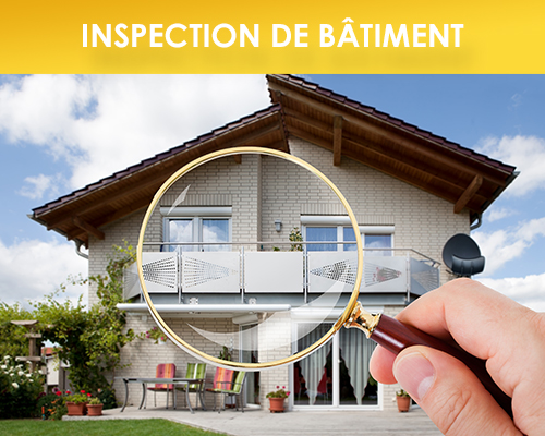 Inspection de batiment